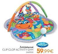 Ctiviteitenmat clip clop activity gym-Playgro
