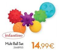 Multi ball set-Infantino