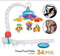 Musical travel mobile-Playgro