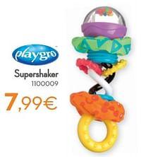 Supershaker-Playgro