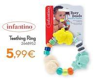 Teething ring-Infantino