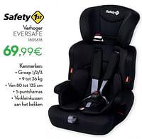 Verhoger eversafe-Safety 1st
