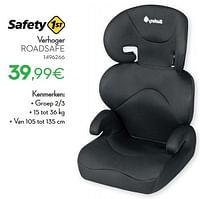 Verhoger roadsafe-Safety 1st