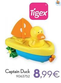 Captain duck-Tigex