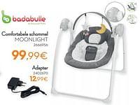 Comfortabele schommel moonlight-Badabulle