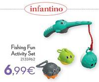 Fishing fun activity set-Infantino