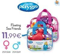 Floating sea friends-Playgro