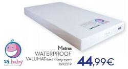 Matras waterproof