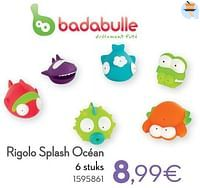 Rigolo splash océan-Badabulle