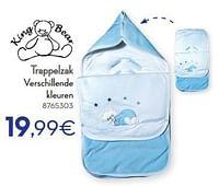 Trappelzak-King Bear