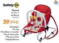 Wipstoel koala-Safety 1st