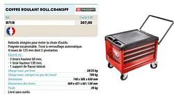 Coffre roulant roll.cr4m3pf