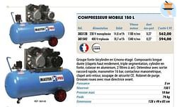 Compresseur mobile