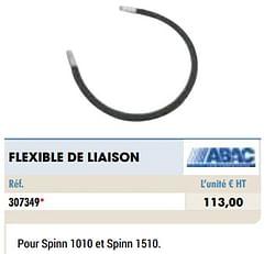 Flexible de liaison