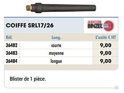 Coiffe srl17-26
