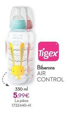 Biberons air control