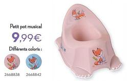 Petit pot musical