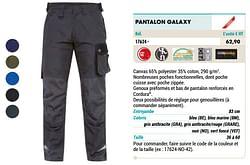 Pantalon galaxy