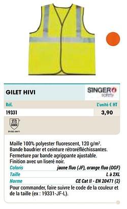 Gilet hivi