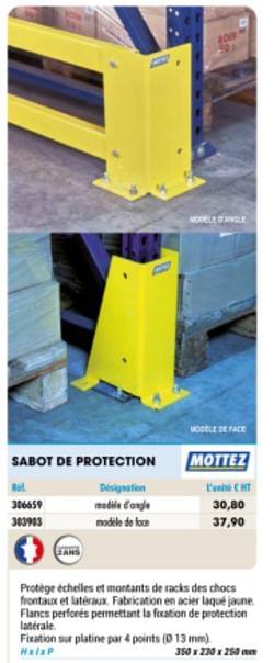 Sabot de protection