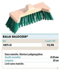 Balai baldozer