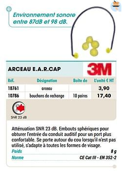 Arceau e.a.r.cap
