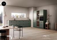 Ombra green-Huismerk - Kvik