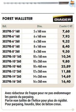 Foret wallster