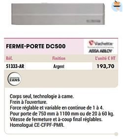 Ferme-porte dc500