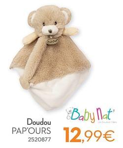Doudou pap`ours