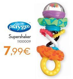 Supershaker