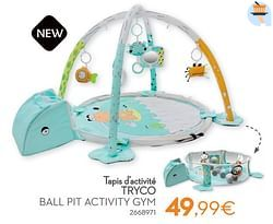 Tapis d`activité tryco ball pit activity gym