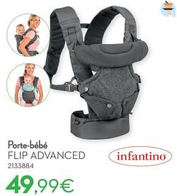 Porte-bébé flip advanced