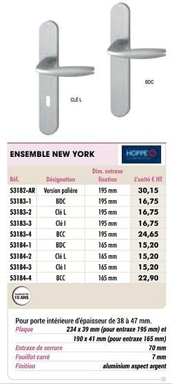 Ensemble new york