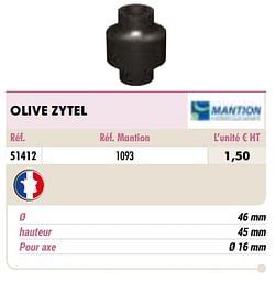 Olive zytel