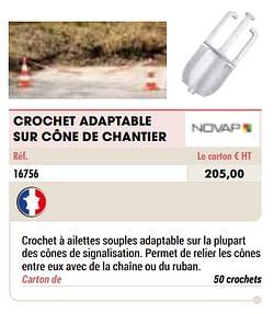 Crochet adaptable sur c