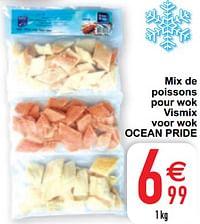 Mix de poissons pour wok vismix voor wok ocean pride-Ocean Pride