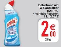 Détartrant wc wc-ontkalker harpic-Harpic