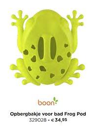Opbergbakje voor bad frog pod-Boon