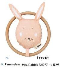 Rammelaar mrs. rabbit-Trixie