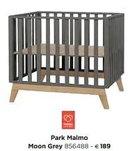 Park malmo moon grey-Pericles