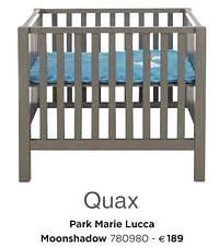Park marie lucca moonshadow-Quax