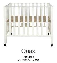 Park mila wit-Quax