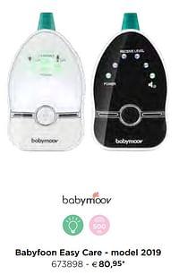 Babymoov babyfoon easy care - model 2019-BabyMoov