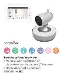 Babymoov beeldbabyfoon yoo-moov-BabyMoov