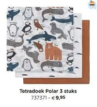 Tetradoek polar-Jollein