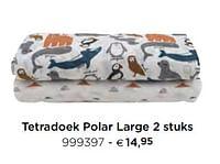 Tetradoek polar large-Jollein