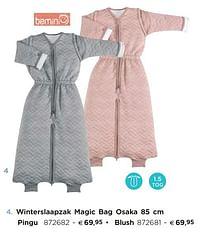 Winterslaapzak magic bag osaka pingu-Bemini