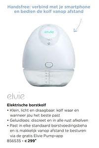 Elvie elektrische borstkolf-Elvie