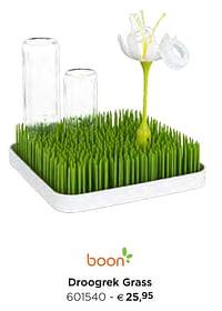 Droogrek grass-Boon